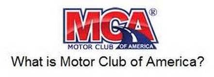 Motor Club Of America Home Page